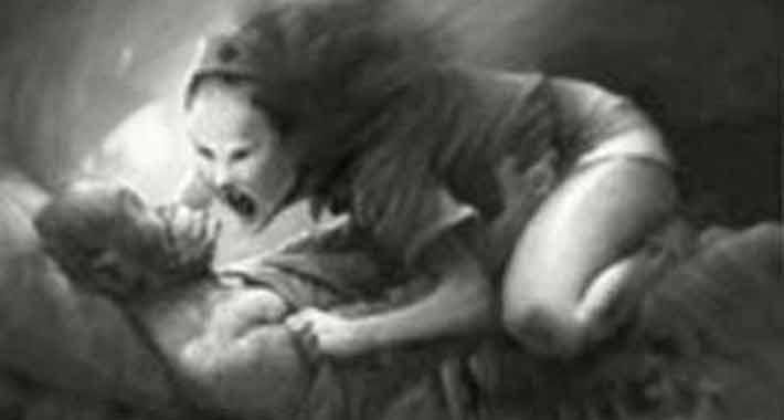 Paranormal Studies on Sleep Paralysis