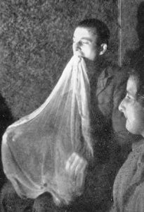 Spirit Photography Ectoplasm