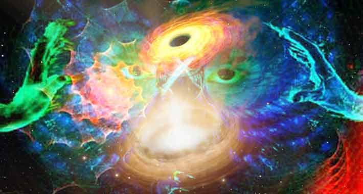 How is Spiritual Depth Provided? Alpha Teta Stage