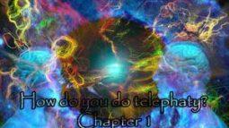 How do you do Telephaty? Chapter 1