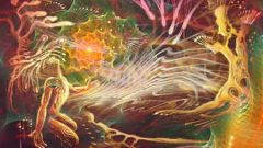 Psychic Forces. The source of psychic powers and emerging problems.
