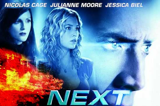Next - Movies on Precognition